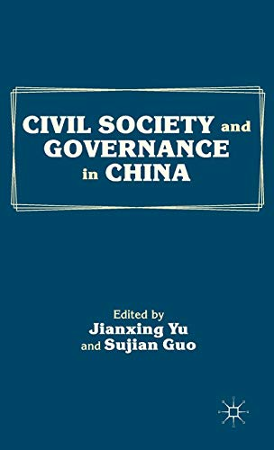 9780230340961: Civil Society and Governance in China