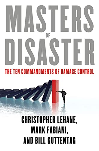 9780230341807: Masters of Disaster: The Ten Commandments of Damage Control