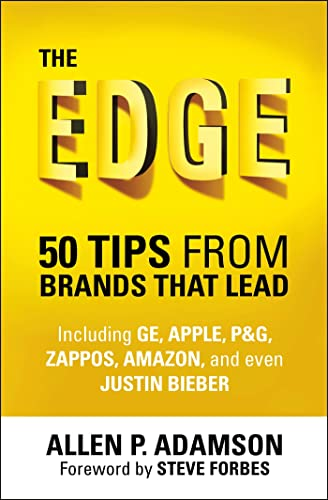 9780230342248: The Edge: 50 Tips from Brands that Lead