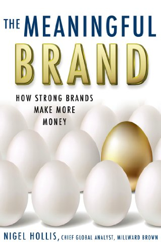 9780230342262: The Meaningful Brand: How Strong Brands Make More Money