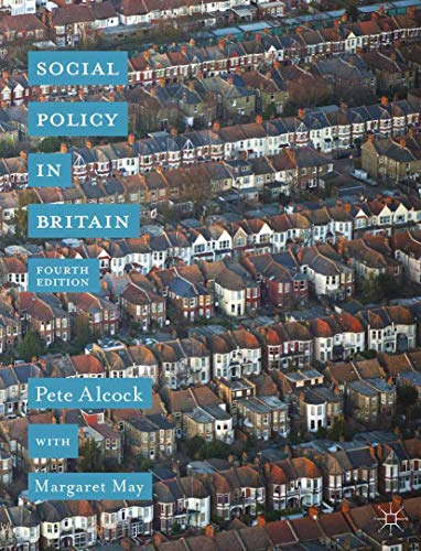 9780230346352: Social Policy in Britain