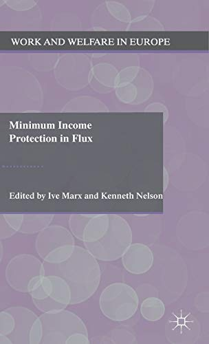 9780230348134: Minimum Income Protection in Flux (Work and Welfare in Europe)