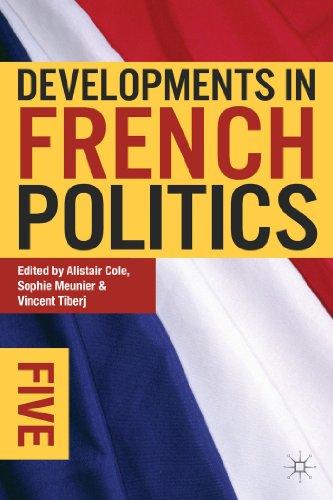 9780230349612: Developments in French Politics 5
