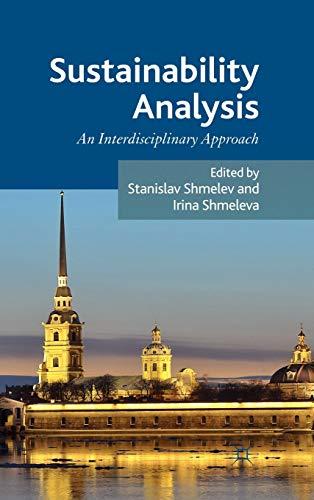 9780230355248: Sustainability Analysis: An Interdisciplinary Approach