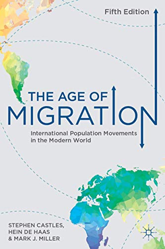 9780230355767: The Age of Migration: International Population Movements in the Modern World