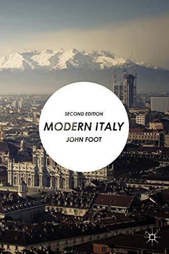 Modern Italy (Hardcover): John Foot