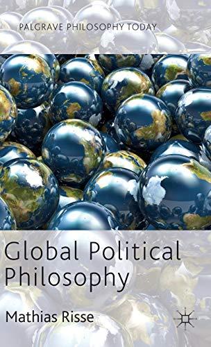 9780230360723: Global Political Philosophy