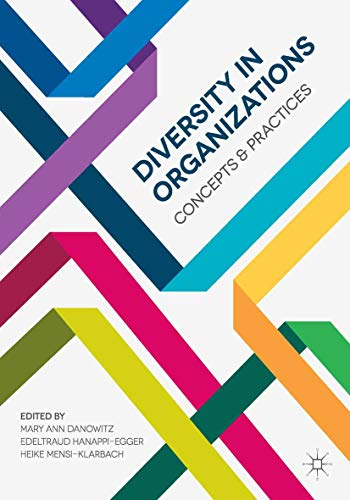 9780230361317: Diversity in Organizations: Concepts and Practices