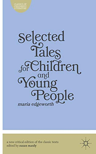 9780230361423: Selected Tales for Children and Young People (Classics of Children's Literature)