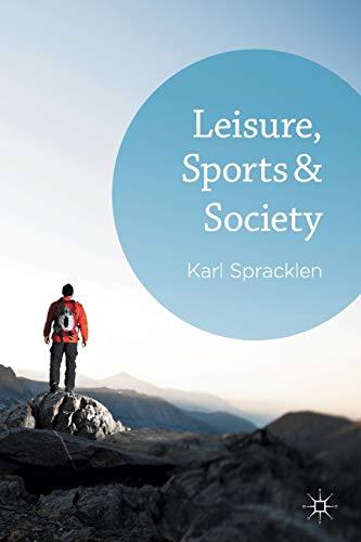 9780230362024: Leisure, Sports & Society