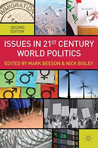 9780230362864: Issues in 21st Century World Politics