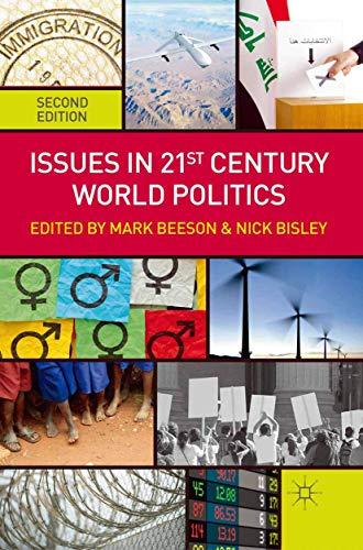 9780230362871: Issues in 21st Century World Politics