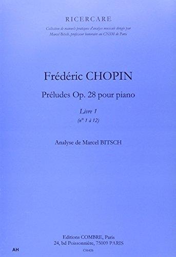 9780230364264: Analyse Préludes op. 18 - livre 1 (1 à 12)