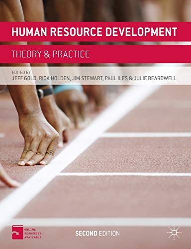 9780230367159: Human Resource Development: Theory and Practice