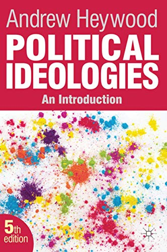 9780230367241: Political Ideologies: An Introduction