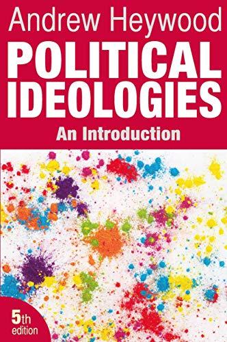 9780230367258: Political Ideologies: An Introduction