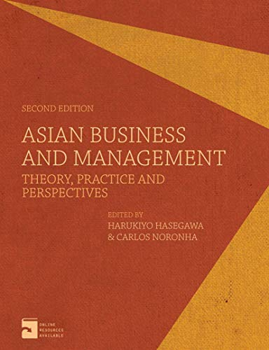 9780230367388: Asian Business and Management: Theory, Practice and Perspectives