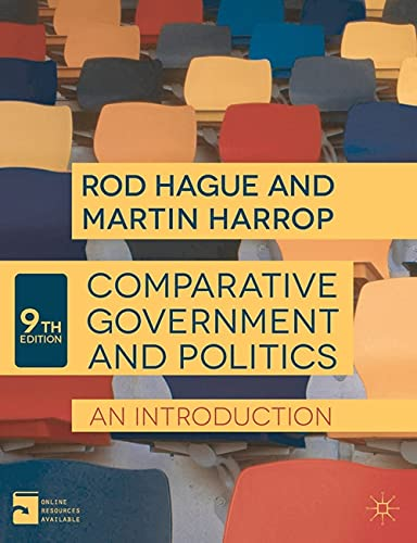 9780230368149: Comparative Government and Politics: An Introduction