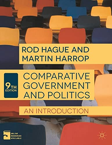 9780230368156: Comparative Government and Politics: An Introduction