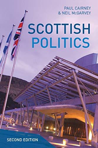 9780230390461: Scottish Politics