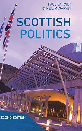 9780230390478: Scottish Politics