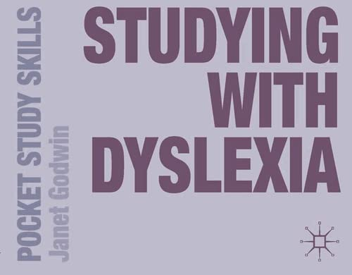 9780230390560: Studying with Dyslexia (Pocket Study Skills)