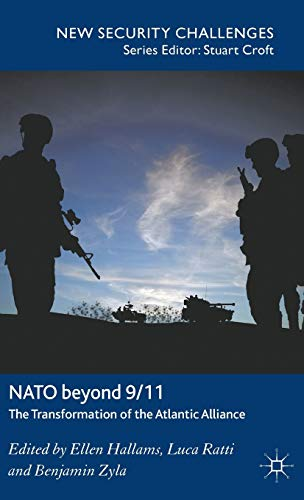 9780230391215: NATO Beyond 9/11: The Transformation of the Atlantic Alliance