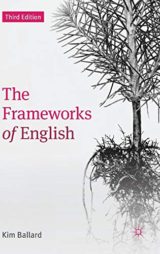 9780230392434: The Frameworks of English: Introducing Language Structures