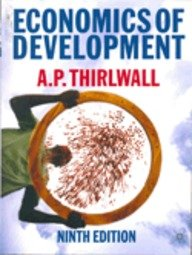9780230394445: Economics of Development