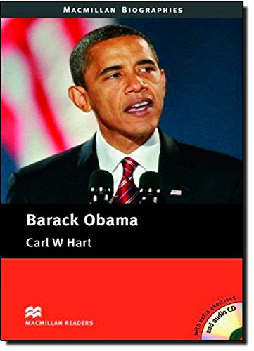 9780230400009: Barack Obama. Intermediate. Con CD Audio (Macmillan Readers)