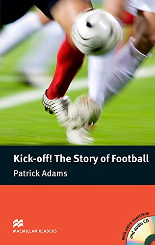 9780230400504: Kick Off - The Story of Football - Book and Audio CD