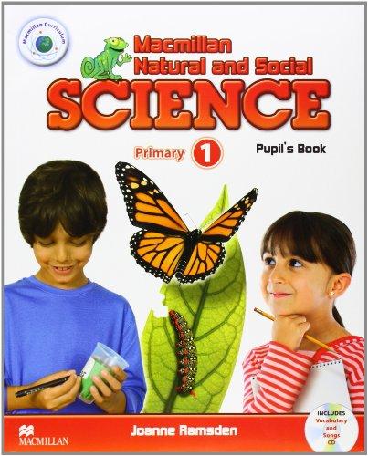 9780230400801: MNS SCIENCE 1 Pb Pk (Macmillan Natural and Social Science)