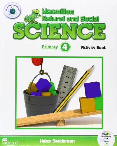 9780230400924: MNS SCIENCE 4 Act Pack (Macmillan Natural and Social Science)