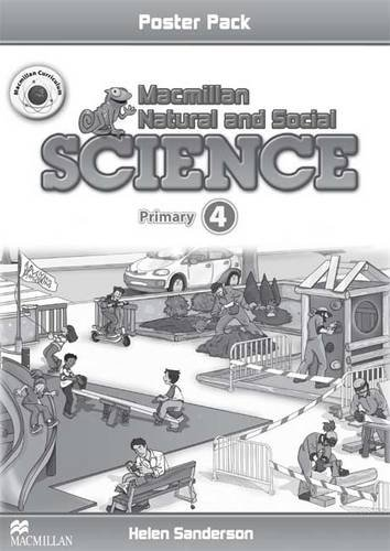 9780230400931: Macmillan Natural and Social Science 4 Poster