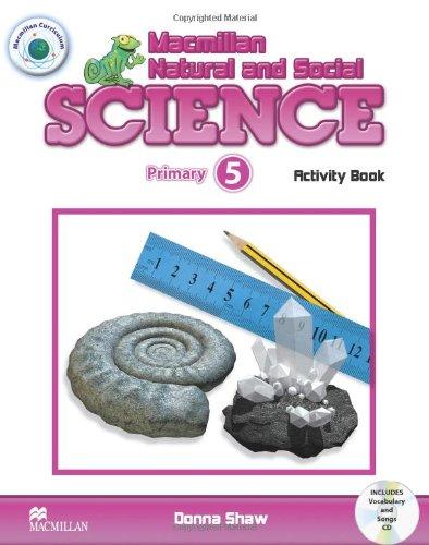 9780230400955: Macmillan Natural and Social Science 5 Activity Book Pack (Macmillan Readers)