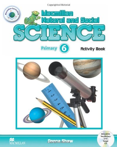 9780230400986: MNS SCIENCE 6 Act Pack (Macmillan Readers)