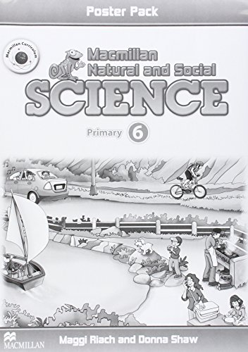 9780230400993: Macmillan Natural and Social Science 6 Poster