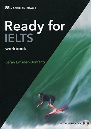 9780230401020: Ready for IELTS Workbook without Key & with CD