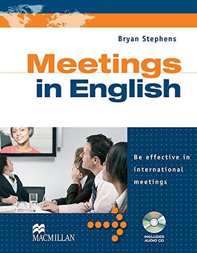 9780230401921: Meetings in English Pack