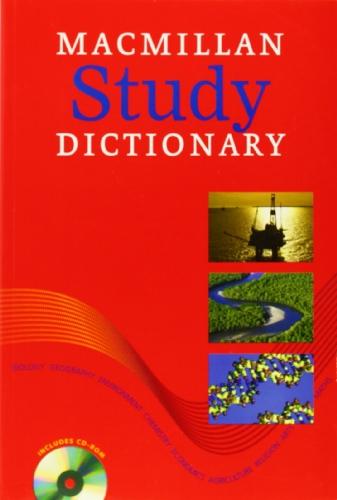 9780230401969: Macmillan study dictionary. Livello B1-B2: Intermediate-Upper intermediate. Con espansione online. Per le Scuole superiori. Con CD-ROM