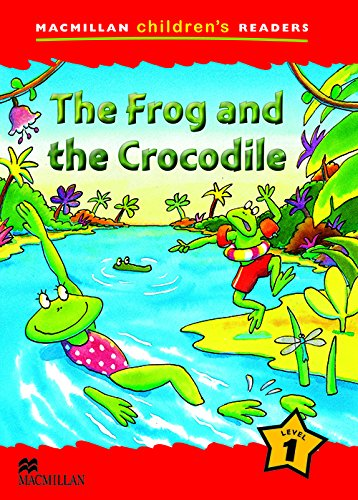 9780230402010: Macmillan Children's Readers 1b - The Frog and the Crocodile