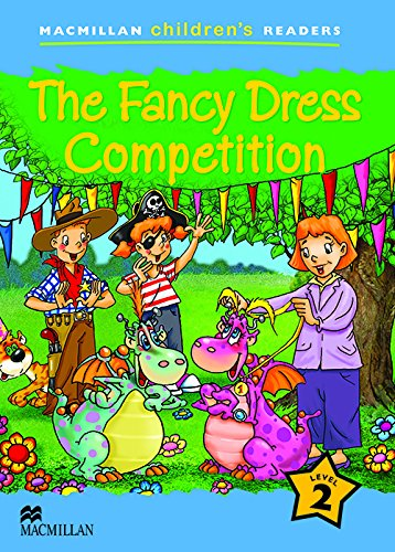 9780230402027: Macmillan Children's Readers 2a- The Fancy Dress Competition