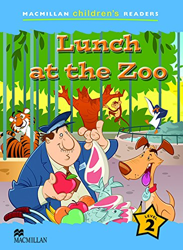 9780230402034: Macmillan Children's Readers 2b - Lunch at the Zoo
