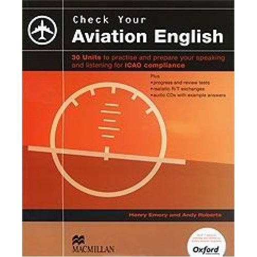 9780230402058: Check Your Aviation English (+ 2 CD-ROM)