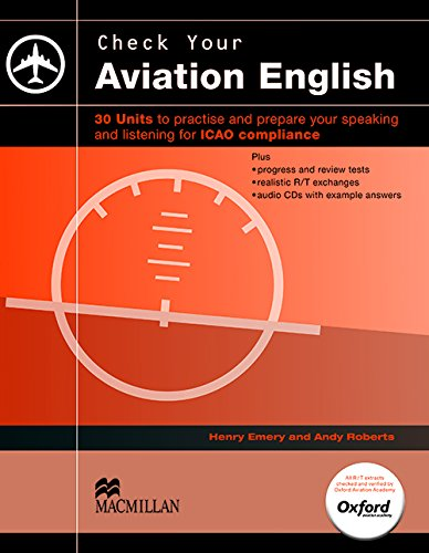 9780230402072: Check Your Aviation English Student Book Pack