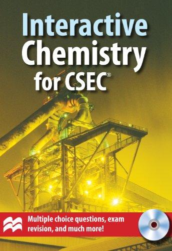 9780230402102: Interactive Chemistry for Csec CD R