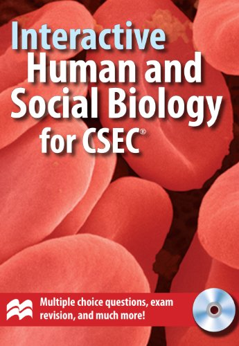 9780230402119: Interactive Human & Social Biology for CSEC