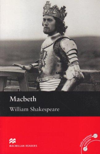 9780230402218: Macbeth - Book and Audio CD Pack - Upper Intermediate