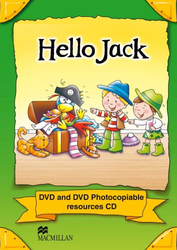 9780230403765: Captain Jack - Hello Jack DVD-ROM
