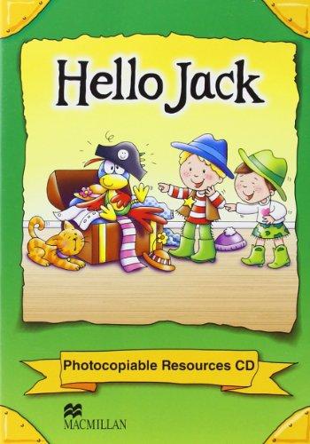 9780230403802: Captain Jack - Hello Jack Photocopiable CD-ROM